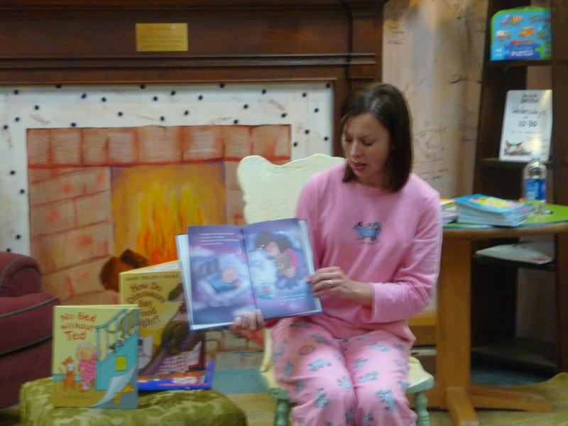 Pajama Party Story Time