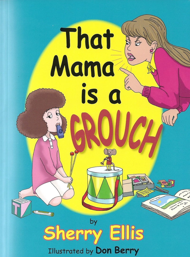 Book, That Mama is a Grouch