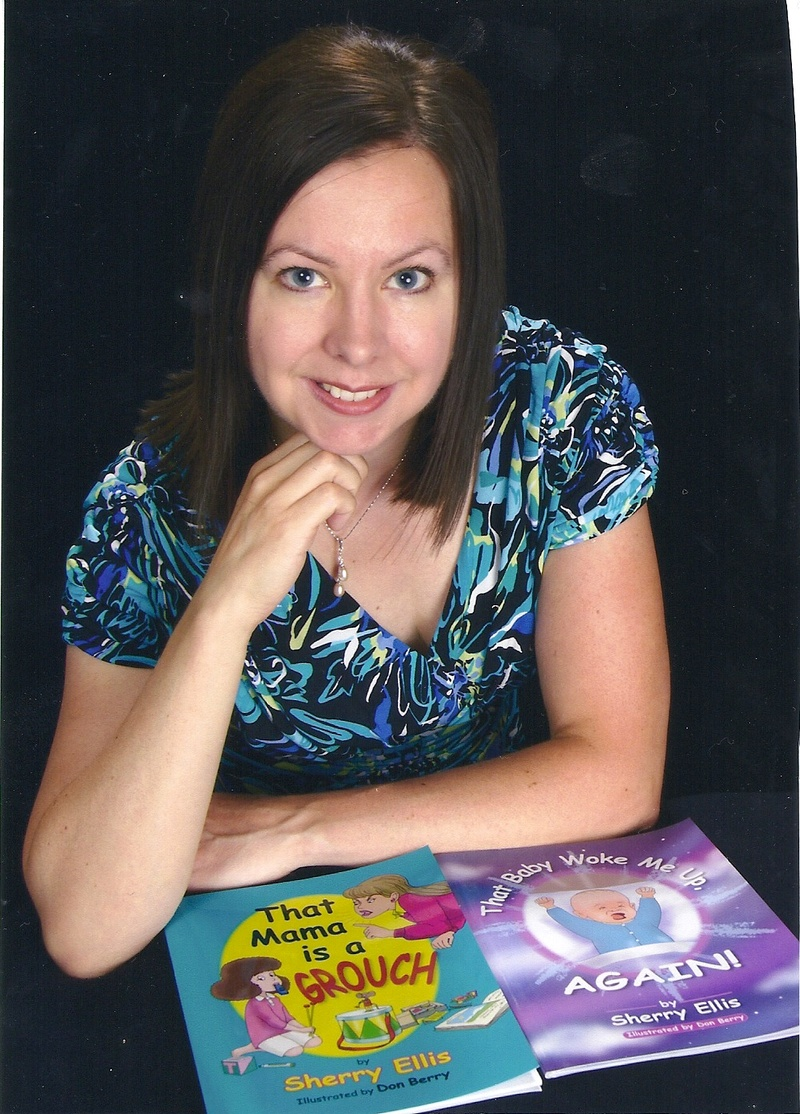 Author, Sherry Ellis