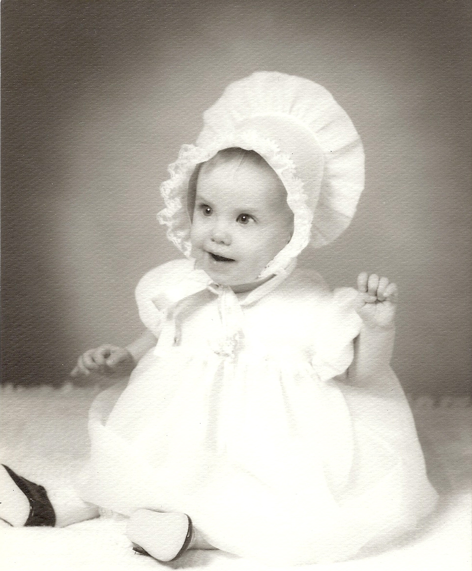 Sherry Sefcik-Ellis Baby Picture